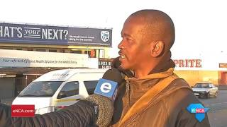 Download Commuters badly affected by the closure of five taxi ranks Video