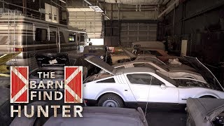 Download Forgotten warehouse full of cars must go! | Barn Find Hunter - Ep. 21 Video