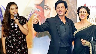 Download Rani Mukherjee CONFIRMS Doing Movie With Shahrukh Khan and Kajol Video