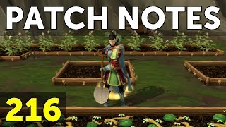 Download RuneScape Patch Notes #216 - 23rd April 2018 Video