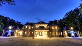 Download Exquisite Stone Mansion in Saddle River, New Jersey Video