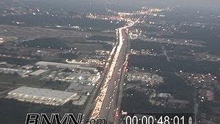 Download Hurricane Rita, Houston Texas Evacuation, Port Arthur and Beaumont TX, Storm Damage Video. Video