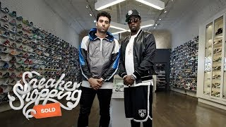 Download Sean ″Diddy″ Combs Goes Sneaker Shopping With Complex Video
