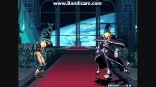 Download King of Fighters 2001 - Angel VS Zero & Igniz Video