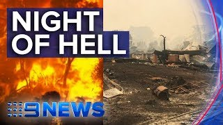 Download Australia wakes after night of bushfire devastation | Nine News Australia Video