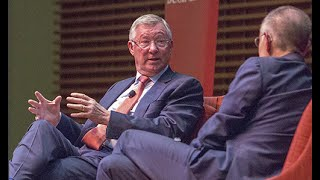 Download Former Manchester United Manager Sir Alex Ferguson: Practice, Practice, Practice Video