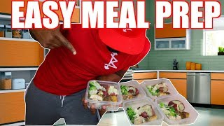 Download MEAL PREP FOR WEIGHT LOSS BEGINNERS Video