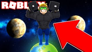 Download I'M THE STRONGEST KID ON THE PLANET!!! / ROBLOX WEIGHT LIFTING SIMULATOR 3 Video