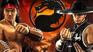Download Mortal Kombat: Shaolin Monks All Cutscenes (Game Movie) 1080p HD Video
