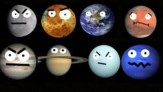 Download The Planets of our Solar System Video