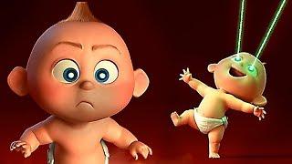 Download Les INDESTRUCTIBLES 2 Bande Annonce VF ✩ Animation, Famille - 2018 Video