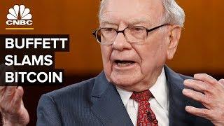 Download Warren Buffett: Bitcoin Is An Asset That Creates Nothing | CNBC Video