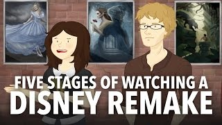 Download Five Stages of Watching a Disney Remake Video