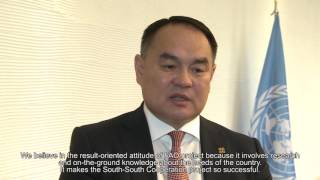Download Remarks by Purev Sergelen, Mongolia's agriculture minister Video