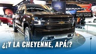 Download Nueva Chevrolet Silverado 2019 desde el Autoshow de Detroit Video