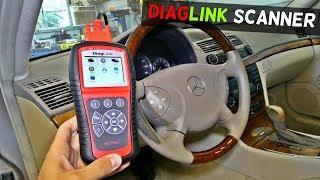 Download Autel Code Reader Diaglink Diagnostic for ABS, SRS, Engine, Transmission etc, EPB, Oil Reset Video