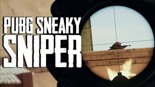 Download Sneaky Sniper in PUBG (Playerunknown's Battlegrounds) Video