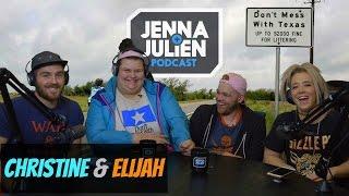 Download Podcast #121 - Christine & Elijah Video