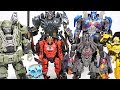 Download Transformers 5: The Last Knight toys all set! - Bumblebee, Hound, Drift, Optimus - DuDuPopTOY Video