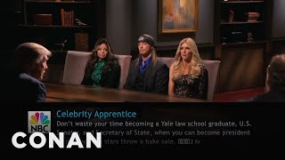 Download What Conan's Watching: Celebrity Apprentice, Westworld Edition - CONAN on TBS Video