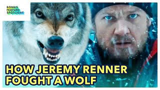 Download How Jeremy Renner Fought a Wolf in The Bourne Legacy | Bonus Feature Spotlight [Blu-ray/DVD] Video