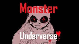 Download Underverse AMV / Monster - Gumi / (FLASHING IMAGES) Video