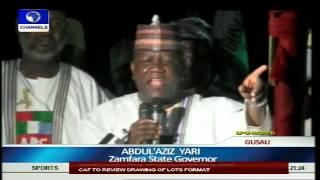 Download APC Gov'ship Candidate In Zamfara Asks Indigenes To Secure Their Votes pt.9 Video