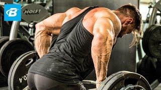 Download Big, Bad Bodybuilding Back Workout | Dylan Thomas Video