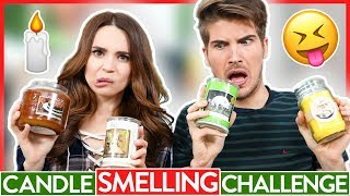 Download CANDLE SMELLING CHALLENGE ft Joey Graceffa! Video
