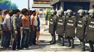 Download RIOT POLICE!! (GTA 5 Mods) Video