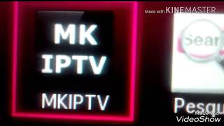 Download Como por lista no APP MKIPTV na smart tv 2018 Video