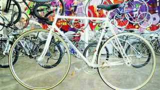 Download Marinoni Track Vintage Bicycle Video