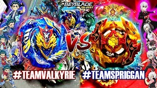 Download GENERATIONS BATTLE: ALL VALKYRIES VS ALL SPRIGGANS Video