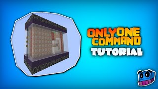 Download How to create One Command Machines in Minecraft Video