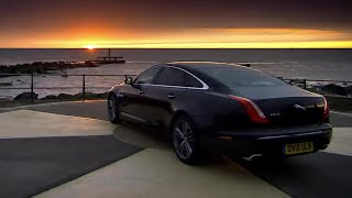 Download Race with the Sunrise - The New Jaguar XJ - Top Gear - BBC Video