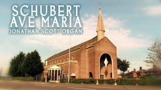Download AVE MARIA - SCHUBERT (ORGAN SOLO - JONATHAN SCOTT) ST MARY'S CHURCH, FAILSWORTH Video