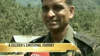 Download A soldier's emotional journey Video