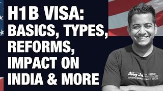 Download H1B Visa: Basics, types, Imapct on India - Critical Analysis by Roman Saini [UPSC CSE/IAS] Video