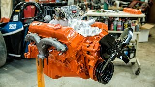 Download How we rebuilt our Chevy Small-Block V-8 engine | Redline Rebuilds Explained - S1E2 Video