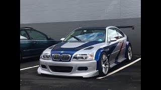 Download Making of the NFS Most Wanted M3 GTR V.1 (Timelapse) Video