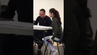 Download Joreen Bautista Mis saigon first rehearsal Video