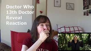 Download 13th Doctor Reveal REACTION Video