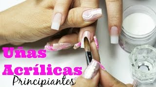 Download Uñas de acrilico para principiantes - beginner acrylic nails Video