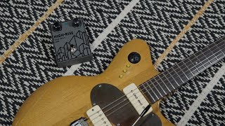Download Super Awesome Pedal Show: Koll Guitar Co. High-Rise Duo Drive Video