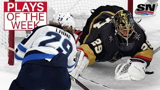 Download NHL Plays of the Week: Fleury's magical run continues Video