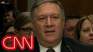 Download Booker grills Pompeo: Is being gay a perversion? Video