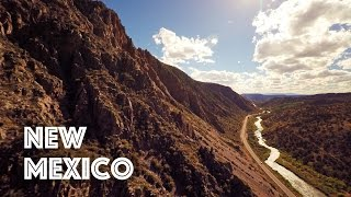 Download New Mexico by Drone in 4K Video