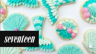 Download These Mermaid Inspired Cookies Are Magical Video