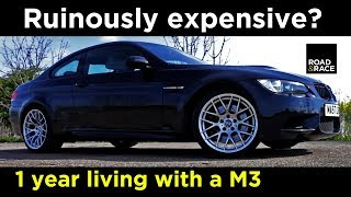 Download Has owning an 11 year old BMW M3 E92 ruined me? My 1 year of ownership review | Road & Race S04E14 Video