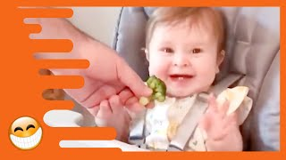 Download Funniest Daddy Takes Care of Baby - Cute Baby Video Video